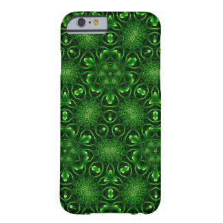Abstract leaf pattern barely there iPhone 6 case