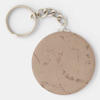 Abstract leather texture closeup keychain