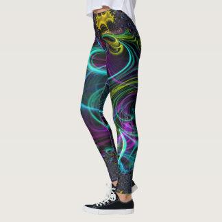 abstract leggings set 10