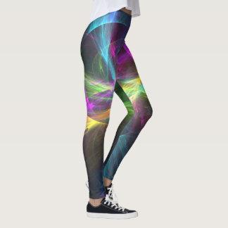 abstract leggings set 5