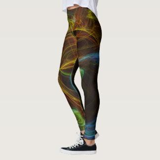 abstract leggings set 7