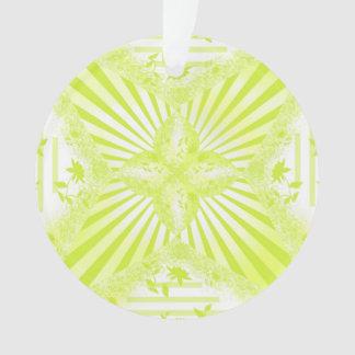 Abstract light green
