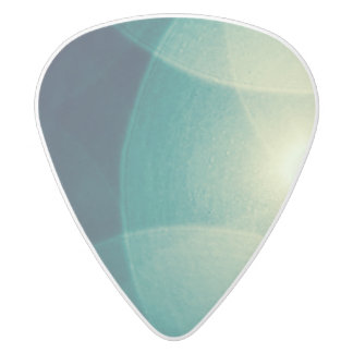 Abstract Light Guitar Pick