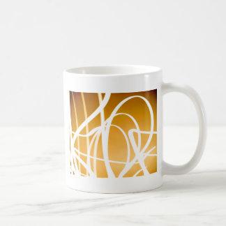 Abstract Light Painting Mug