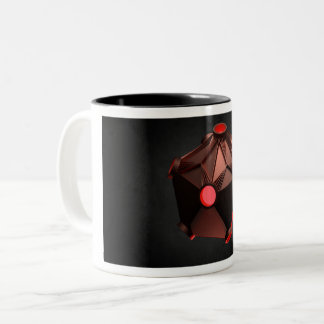 Abstract Light Sphere Mug
