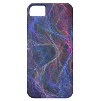 Abstract lightning background iPhone 5 cases