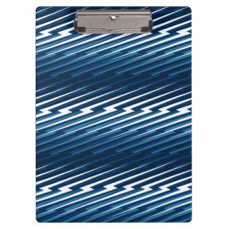 Abstract lightning clipboard