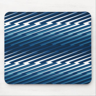 Abstract lightning mouse pad