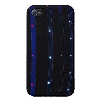 abstract-lights digital art wallpaper random space iPhone 4 cases