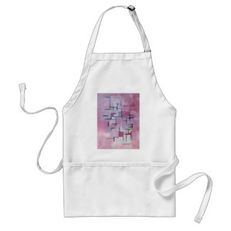 Abstract Line Series 4 Standard Apron