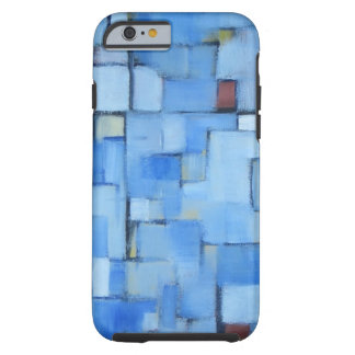 Abstract Line Series 5 Tough iPhone 6 Case