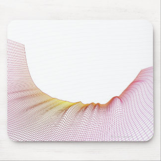 Abstract Lines 5 Mouse Pad