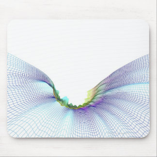 Abstract Lines 7 Mouse Pad