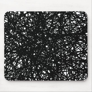Abstract Lines II Mouse Pad