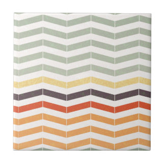 Abstract lines tile