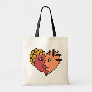 Abstract Lovers bag - choose style & color