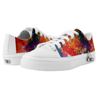 Abstract Low Tops