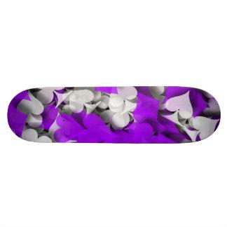 Abstract Lucky Winner Gambler Skate Deck