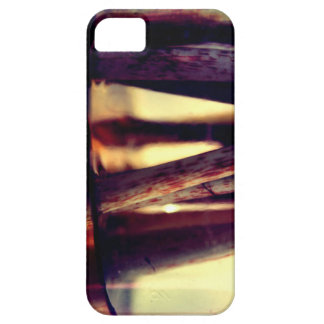 Abstract macro case for the iPhone 5