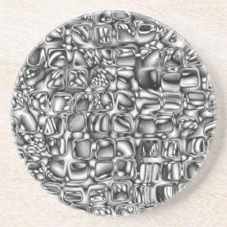 Abstract Macro Shapes Coaster