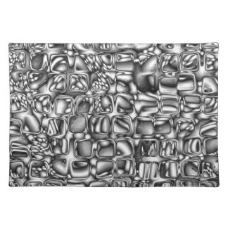 Abstract Macro Shapes Placemat