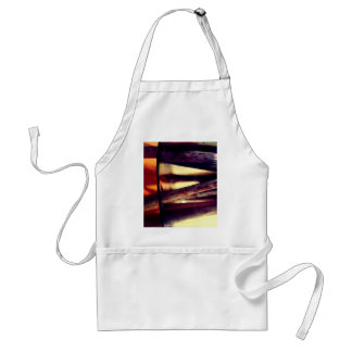 Abstract macro standard apron
