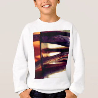 Abstract macro sweatshirt