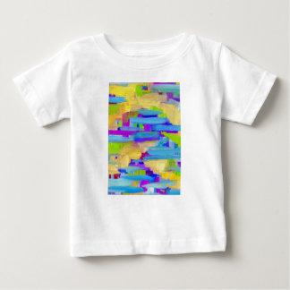 Abstract Marsh Baby T-Shirt
