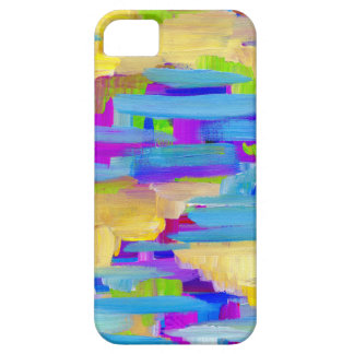 Abstract Marsh iPhone 5 Covers