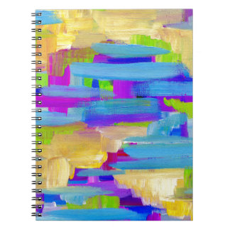 Abstract Marsh Notebooks