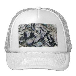 Abstract mason like background, customize it! hat