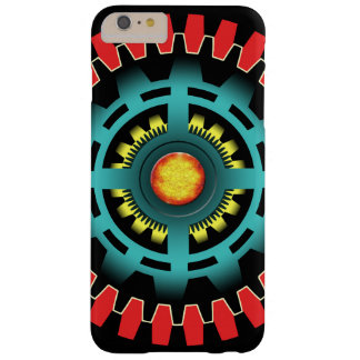 Abstract mechanical object barely there iPhone 6 plus case