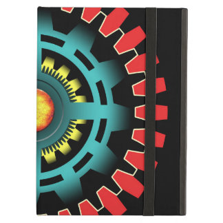 Abstract mechanical object iPad air case