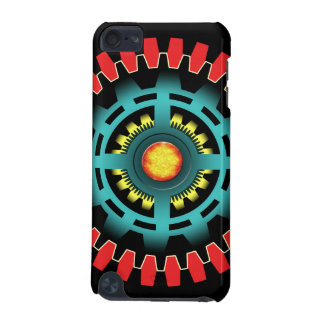 Abstract mechanical object iPod touch 5G cases