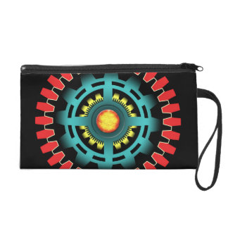 Abstract mechanical object wristlet