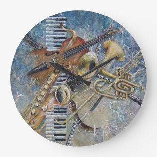 Abstract Melodyclock Clocks