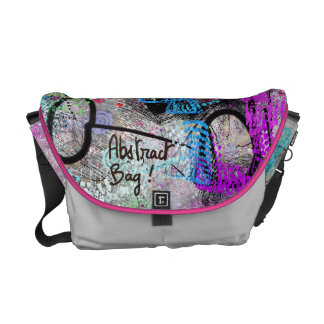 Abstract! Commuter Bag
