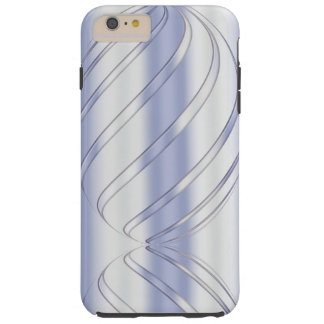 abstract metallic dynamic texture. tough iPhone 6 plus case