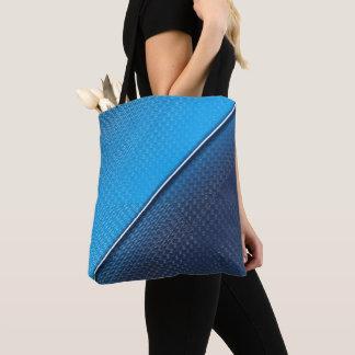 abstract metallic gradient texture. tote bag
