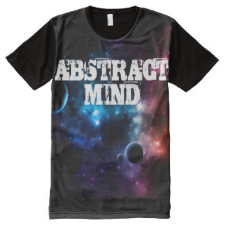 Abstract Minds 101 All-Over Print T-Shirt