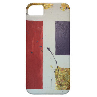 "Abstract Mixed Media Original ""Cosmetic"" Case For The iPhone 5"