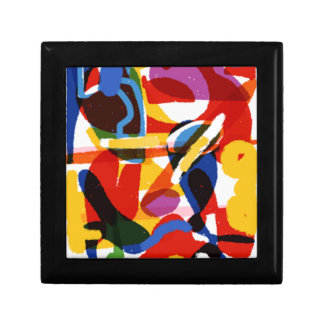 Abstract Mod World Gift Box