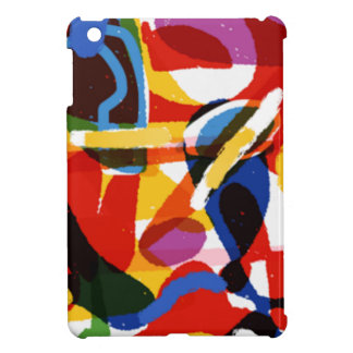 Abstract Mod World iPad Mini Cover