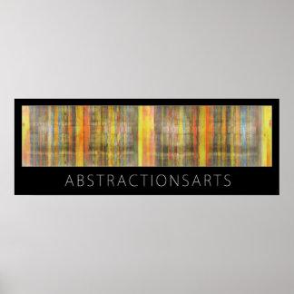 Abstract Modern Arts Poster Print