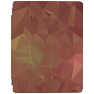 Abstract & Modern Geo Designs - Autumn Leaves iPad Cover