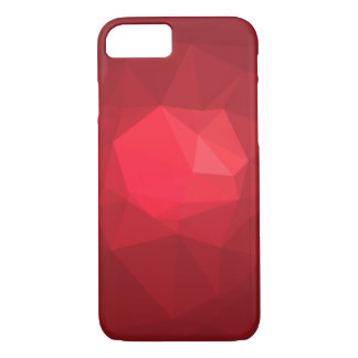 Abstract & Modern Geo Designs - Brave Strength iPhone 8/7 Case