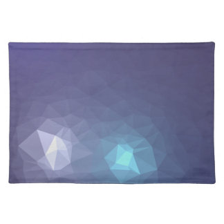 Abstract & Modern Geo Designs - Comet Dance Placemat