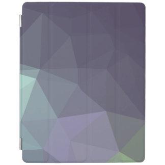 Abstract & Modern Geo Designs - Periwinkle Rain iPad Cover