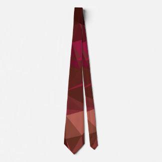 Abstract & Modern Geo Designs - Temple Wood Tie