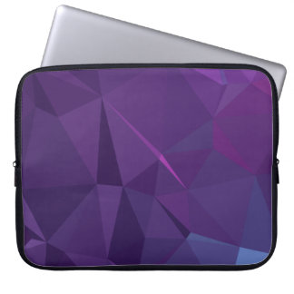 Abstract & Modern Geo Designs - Titan Storm Laptop Sleeve